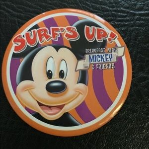 Disney Jewelry - Disney Surfs Up! Breakfast w/Mickey And Friends